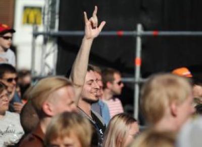 Московская группа «Ключевая» поможет выбрать лучшего рокера Череповца