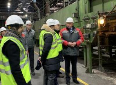 Большой завод построят в Грязовецком районе