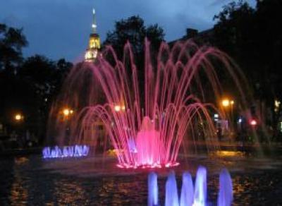 Мэру напомнили о музыкальном фонтане
