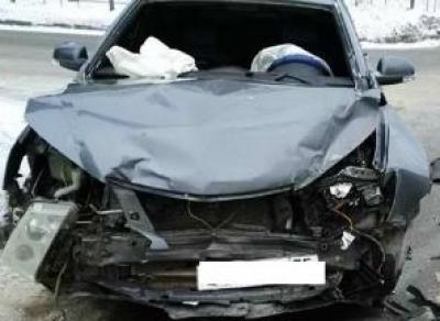Серьёзная авария в Вологде