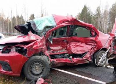 Мужчина погиб в страшной аварии