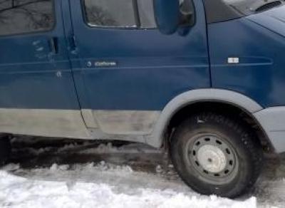Доверчивый вологжанин поплатился служебным авто