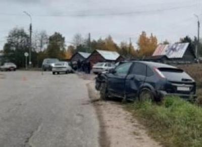 Подростки не поделили дорогу в Харовске