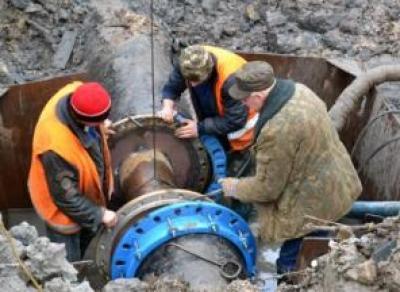 В Вологде на два дня отключат воду