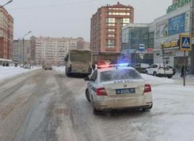 Ученица автошколы пострадала в ДТП