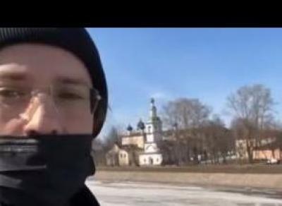 Максим Галкин порадовался Вологде (видео)