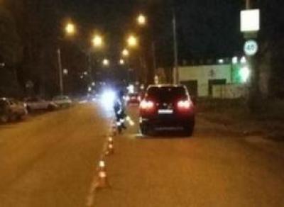 На Козлёнской серьёзно пострадал пешеход