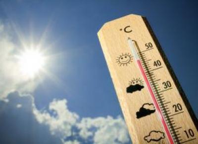 Вологжан ждет жаркий август