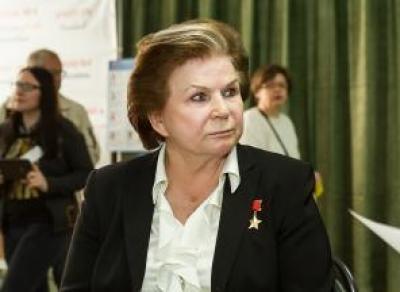 Валентина Терешкова: космос и политика