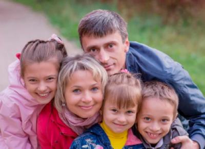 Многодетные семьи смогут обучиться финансовой грамотности