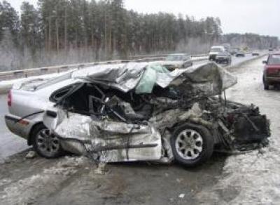 Авария со смертельным исходом