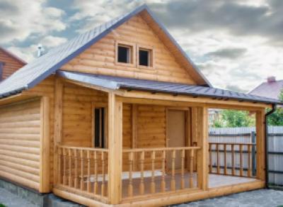 Почему стоит построить дом именно из бруса?