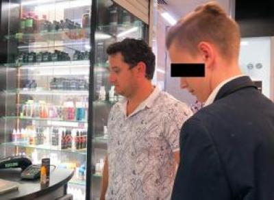 Операция «Вейп»: в Вологде прошел рейд по электронным сигаретам