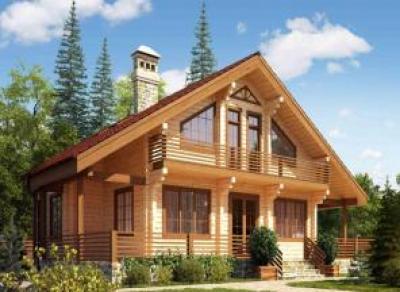 Правила строительства дома из бруса
