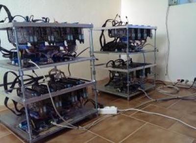 В Череповецкой квартире обнаружили криптоферму