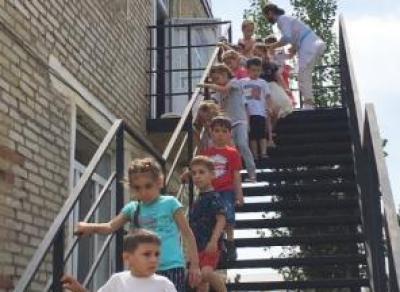Из детсадов Вологды вечером эвакуировали детей