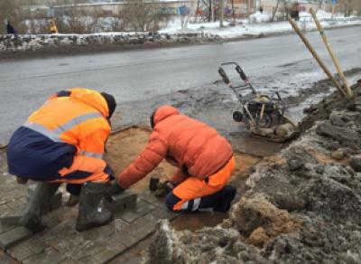 895 миллионов рублей выделено на ремонт дорог в Вологде