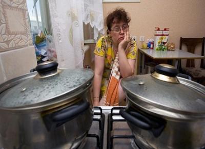 Горячая вода отключена по нескольким адресам в Вологде