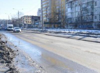 В Вологде составят график помесячного выполнения ремонта улиц