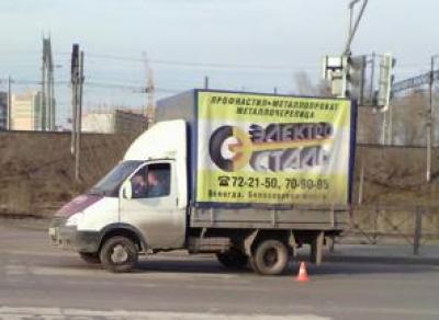 В Вологде «ГАЗель» сбила мальчика, который переходил дорогу на зеленый свет
