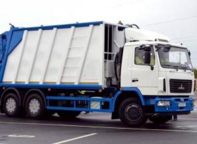 На Вологодчине появится самый большой в мире мусоровоз