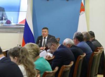 Члены Правительства Вологодской области стали кураторами глав районов
