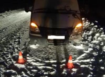 Пешеход погиб под колёсами «Газели»