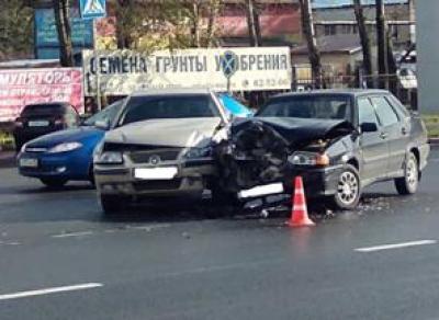 Две женщины пострадали в ДТП в Череповце
