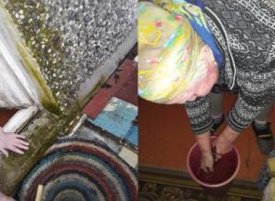 В Череповецком районе затапливает дом престарелых