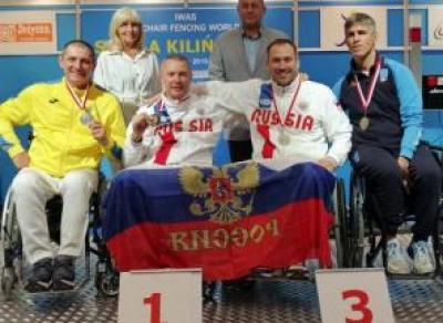 Фехтовальщики из Череповца привезли медали из Польши