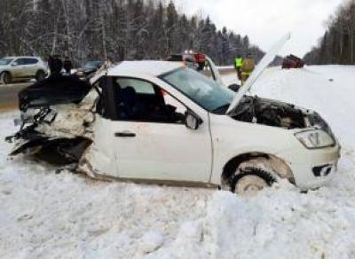 В ДТП в Шекснинском районе погиб пенсионер