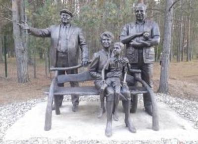 Памятник Лужкову поставили на Вологодчине