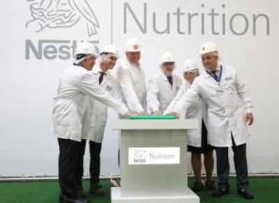 В Вологде запущен завод по производству детских смесей