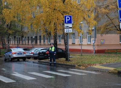 Сотрудники ГИБДД обратят особое внимание на пешеходные переходы