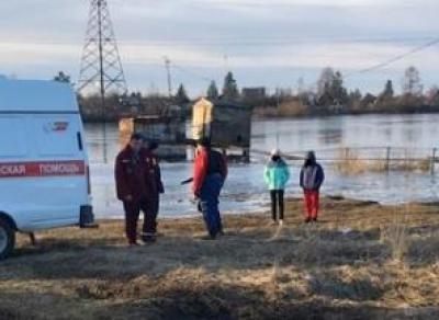 Школьник утонул на реке Ягорбе