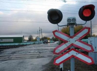 В Вологде на ночь закроют железнодорожный переезд
