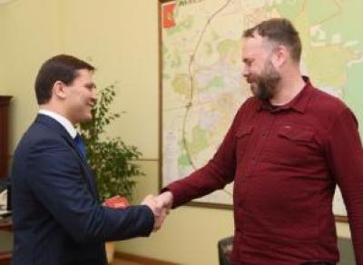 Благоустройством набережной реки Вологды займется архитектор из Москвы
