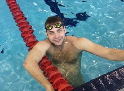 Вологжанин Александр Беляев завоевал 2 место на всероссийском чемпионате по плаванию среди лиц с поражение ОДА