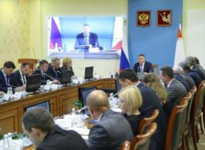 Три департамента правительства Вологодской области показали плохую работу