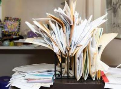 Идеи для хранения документов