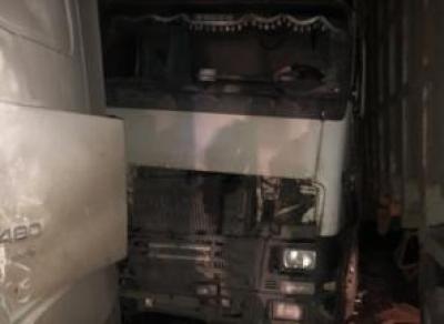 Пьяный водитель устроил ДТП с грузовиками