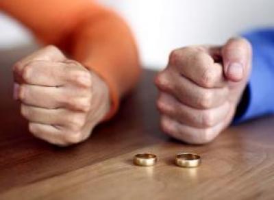 Вологжане стали чаще разводиться