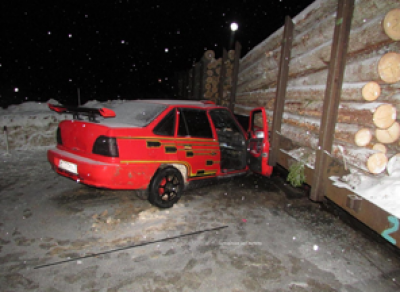 В Вологодской области машина врезалась в поезд: есть пострадавшие