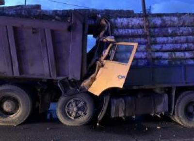 Страшное ДТП на трассе Вологда - Новая Ладога: 3 человека погибли