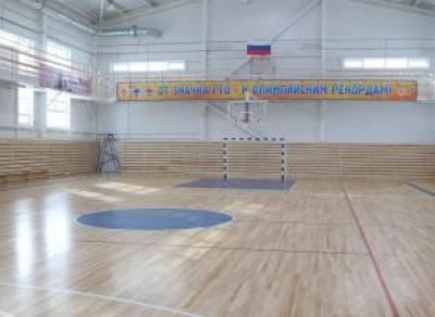 В 11 районах области будут построены новые спортивные объекты