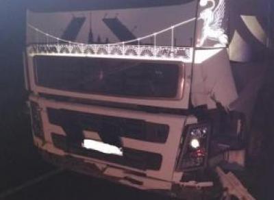 Водитель ВАЗа погиб при столкновении с грузовиком