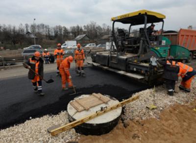 В этом году России не видать новых дорог