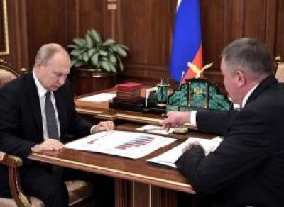 Олег Кувшинников пригласил Владимира Путина в Вологду