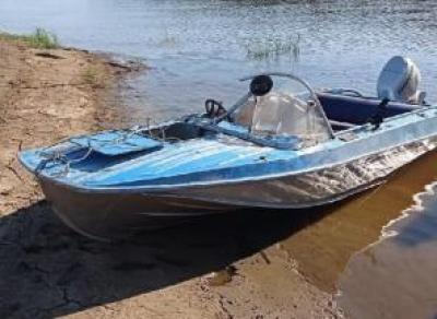 Человек пропал после столкновения катеров на реке Вологде