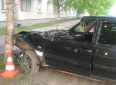 ДТП с участием 3-х авто произошло в Великом Устюге